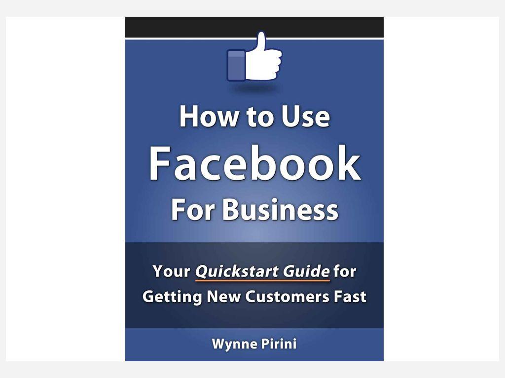 หนังสือ Facebook การขายของ บน Fanpage