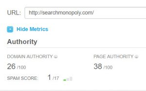 seo authority backlink checkers