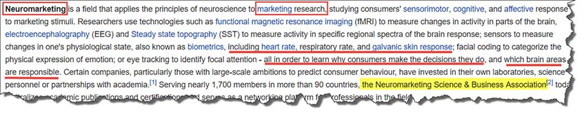 Neuromarketing-wiki